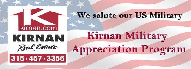 Kirnan Real Estate Military Discount